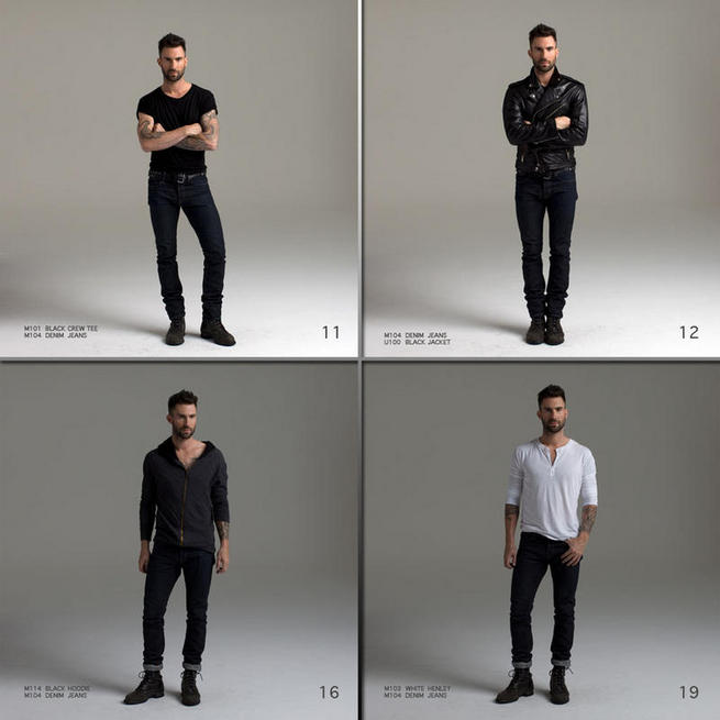 Nicki Minaj And Adam Levine Launches New Clothing Line For Kmart On The Go With Nycole